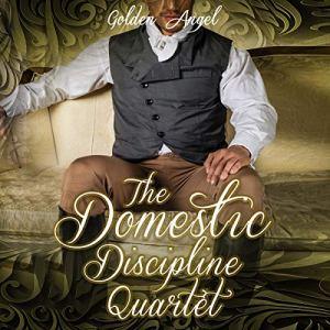 The Domestic Discipline Quartet Box Set audiobook cover art