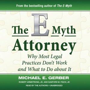 The E-Myth Attorney audiobook cover art