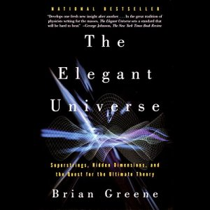 The Elegant Universe audiobook cover art