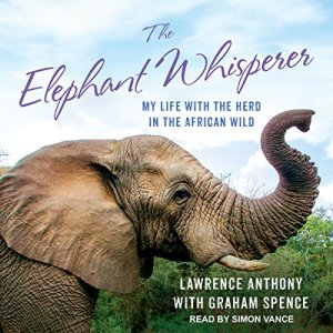 The Elephant Whisperer (Young Readers Adaptation) audiobook cover art