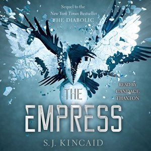 The Empress audiobook cover art