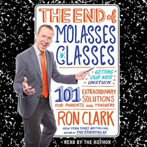 The End of Molasses Classes audiobook cover art