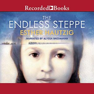 The Endless Steppe audiobook cover art