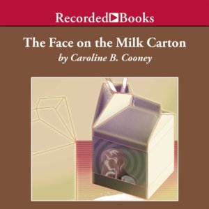 The Face on the Milk Carton audiobook cover art