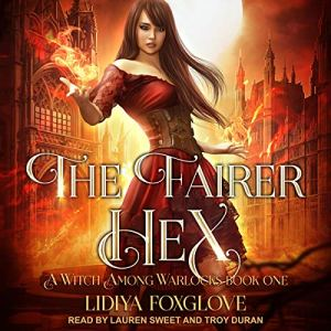 The Fairer Hex audiobook cover art