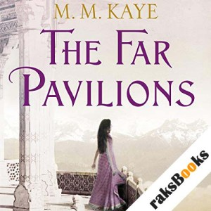 The Far Pavilions audiobook cover art
