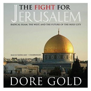 The Fight for Jerusalem audiobook cover art