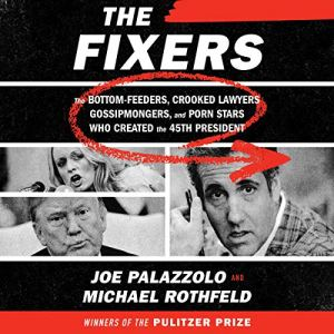 The Fixers audiobook cover art