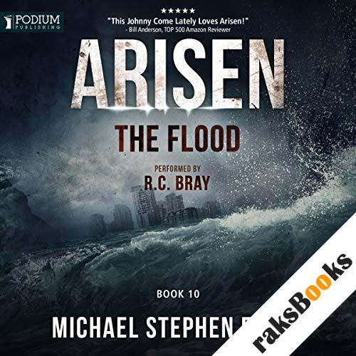 The Flood audiobook cover art