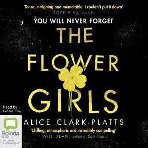 The Flower Girls audiobook cover art
