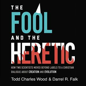The Fool and the Heretic audiobook cover art