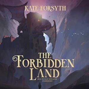 The Forbidden Land audiobook cover art