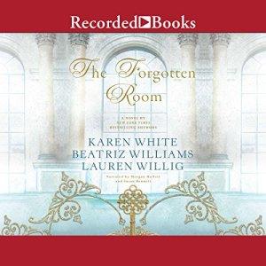 The Forgotten Room audiobook cover art