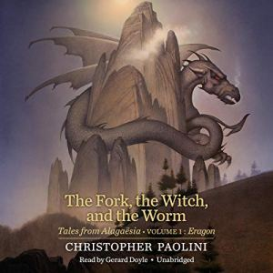 The Fork, the Witch, and the Worm audiobook cover art