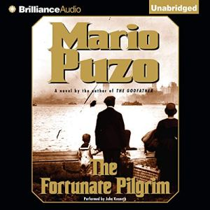 The Fortunate Pilgrim audiobook cover art