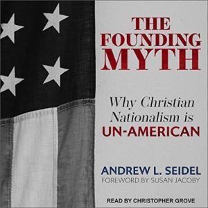 The Founding Myth audiobook cover art