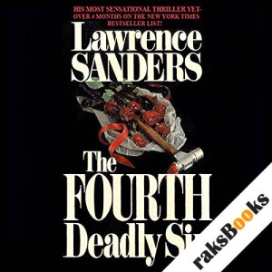 The Fourth Deadly Sin audiobook cover art