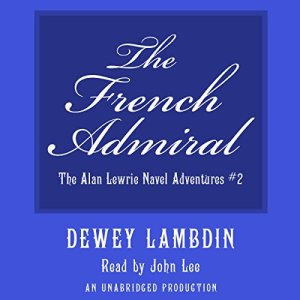 The French Admiral audiobook cover art