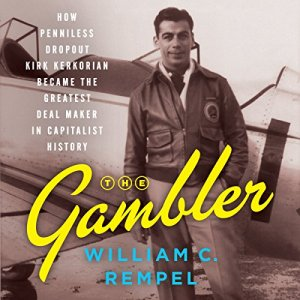 The Gambler audiobook cover art