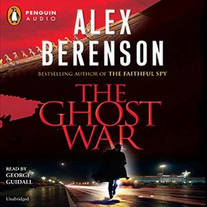 The Ghost War audiobook cover art