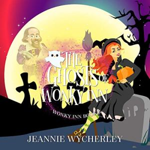 The Ghosts of Wonky Inn audiobook cover art