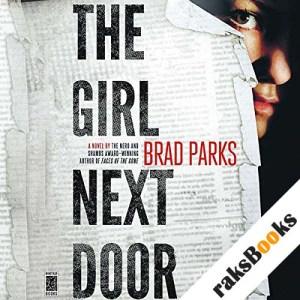 The Girl Next Door audiobook cover art