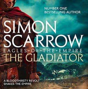 The Gladiator audiobook cover art