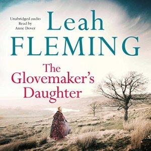 The Glovemaker's Daughter audiobook cover art
