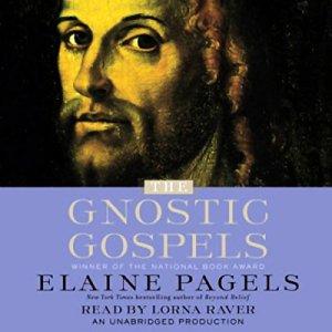 The Gnostic Gospels audiobook cover art