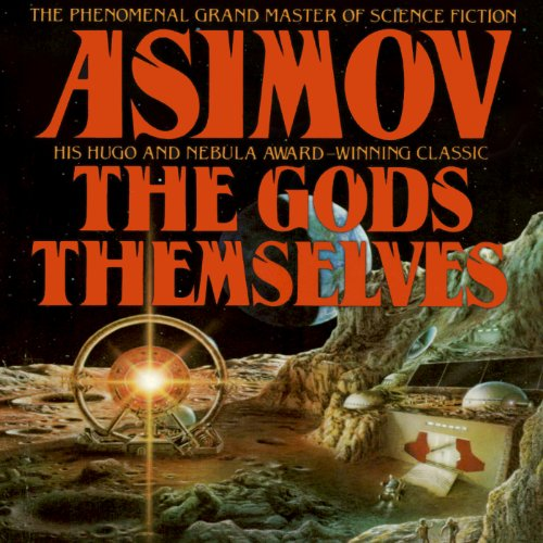 The Gods Themselves audiobook cover art