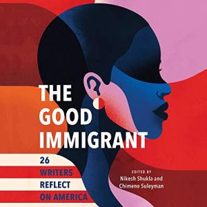 The Good Immigrant audiobook cover art