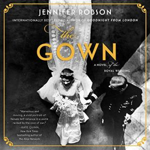 The Gown audiobook cover art