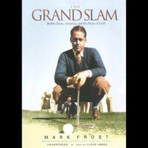 The Grand Slam audiobook cover art
