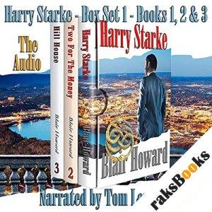 The Harry Starke Series: Books 1-3 audiobook cover art
