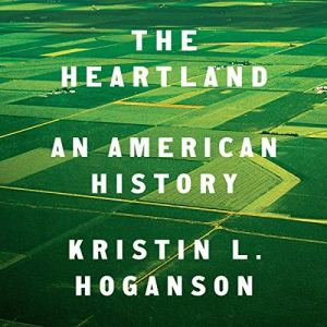 The Heartland audiobook cover art