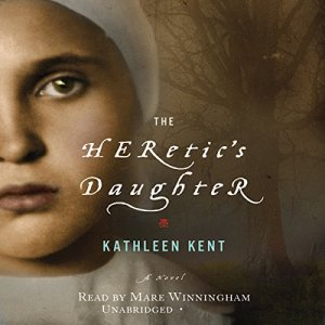 The Heretic's Daughter audiobook cover art