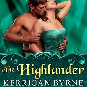 The Highlander audiobook cover art