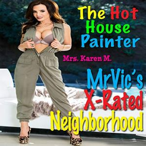 The Hot House Painter audiobook cover art