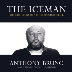The Iceman audiobook cover art