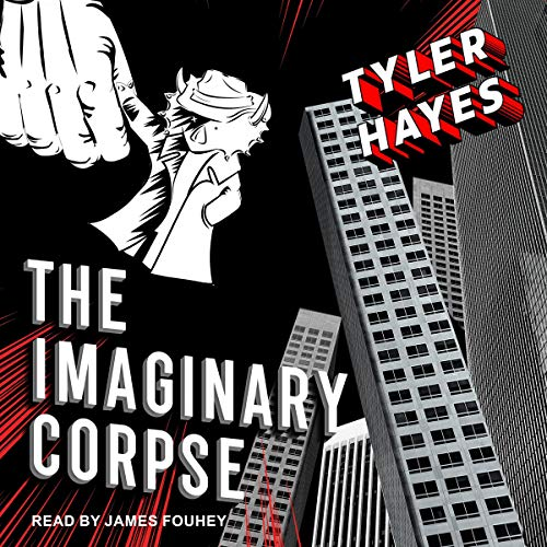 The Imaginary Corpse audiobook cover art