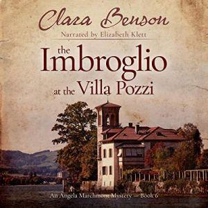 The Imbroglio at the Villa Pozzi audiobook cover art