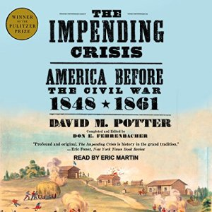 The Impending Crisis audiobook cover art