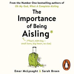 The Importance of Being Aisling audiobook cover art