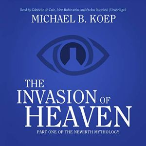 The Invasion of Heaven audiobook cover art
