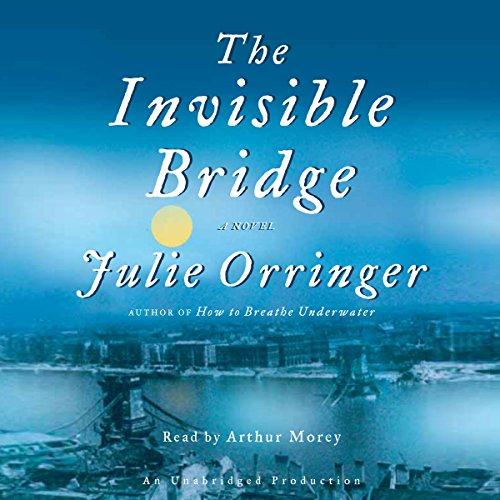 The Invisible Bridge audiobook cover art
