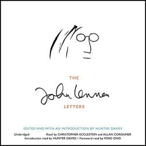 The John Lennon Letters audiobook cover art