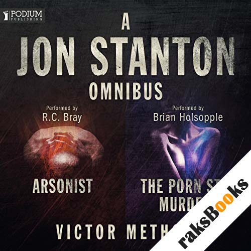 The Jon Stanton Omnibus audiobook cover art