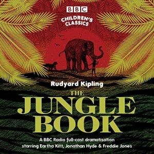 The Jungle Book (BBC Children's Classics) audiobook cover art