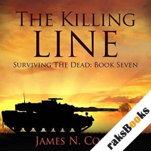 The Killing Line audiobook cover art