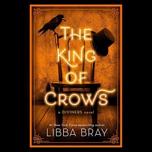The King of Crows audiobook cover art